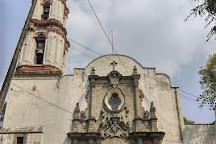 Parroquia de los Santos Apostoles Felipe y Santiago, Mexico City, Mexico