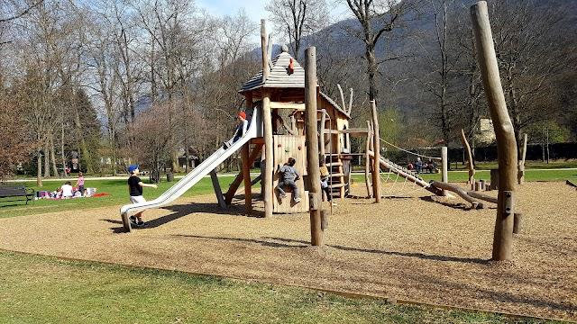 Parc de Chateau de Vizille