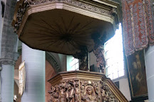 Brugge Sint Jacobskerk, Bruges, Belgium