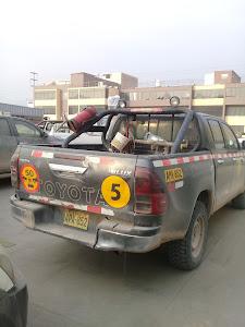 Cruz del Sur Cargo 1