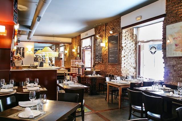 Restaurante Taberneros