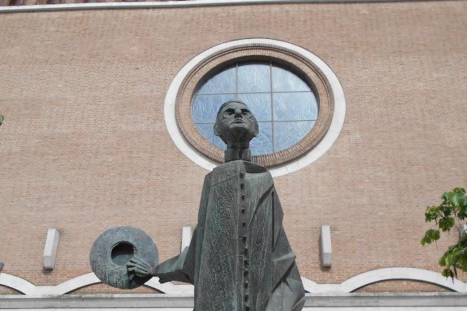 Monumento a Don Minzoni, Argenta, Italy