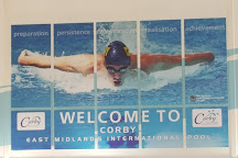 International Swimming Pool, Corby, United Kingdom