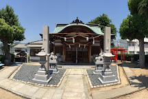 Arata Hachiman Shrine, Kobe, Japan