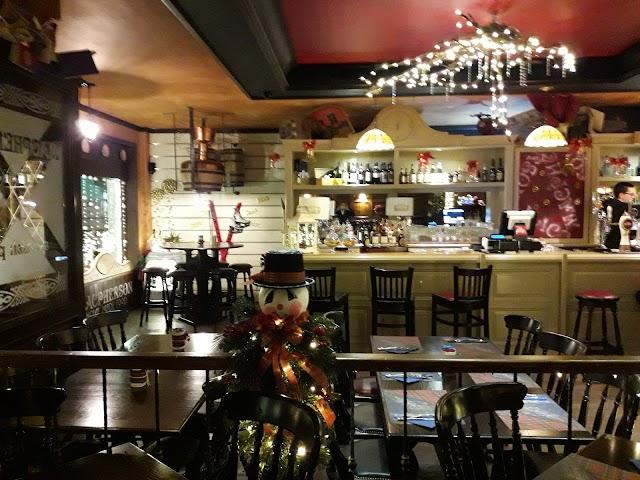 Macpherson Scottish Pub