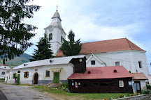 Unitarian Church, Rimetea, Romania