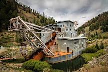 Yankee Fork Gold Dredge, Stanley, United States