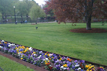 Boston Public Garden, Boston, United States
