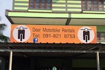 Deer Motorbike Rentals, Surat Thani, Thailand