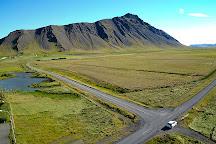 Akrafjall Mountain, Akranes, Iceland