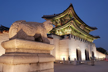 Gwanghwamun Gate, Seoul, South Korea