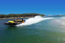 Paradise Jet Boating, Main Beach, Australia
