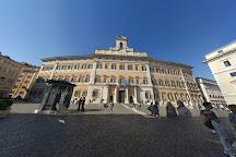 Piazza Di Pietra, Rome, Italy