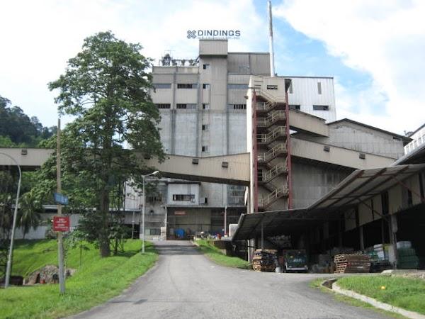 Malayan Flour Mills Berhad 60 5 677 8321 Jalan David Sung 32200 Lumut Negeri Perak Malaysia