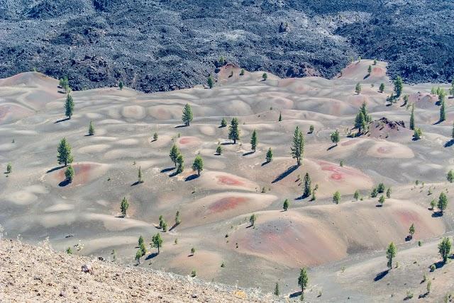 Lassen Volcanic National Park-N Ent