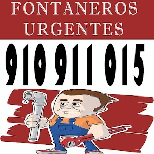 Fontaneros Vallecas Madrid
