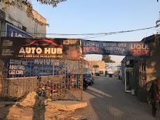 Auto Hub Car sale and Lubrications