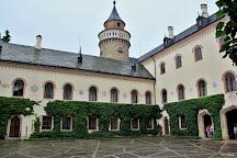 Sychrov Castle, Sychrov, Czech Republic