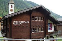 Lotschentaler Museum, Kippel, Switzerland