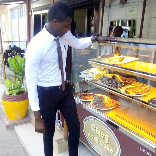 Chef Asili Cafe