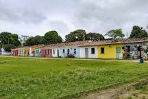 Igreja de Sao Benedito, Porto Seguro, Brazil