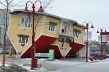 Upside Down House, Niagara Falls, Canada