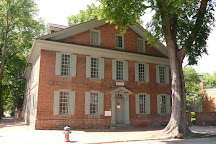 Amstel House Museum and Gardens, New Castle, United States