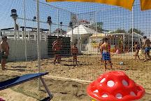 Beach Village, Riccione, Italy