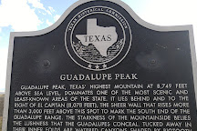 Guadalupe Peak, Guadalupe Mountains National Park, United States