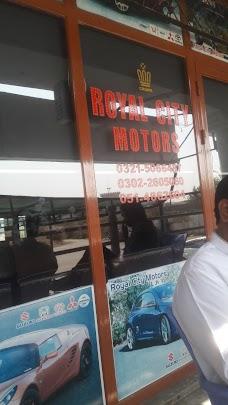 Royal City Motors islamabad