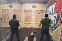 Bury The Hatchet King of Prussia - Axe Throwing, King of Prussia, United States