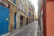 The Panier, Marseille, France