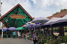 Taling Chan Floating Market, Bangkok, Thailand