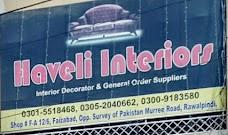 Haveli Interiors islamabad