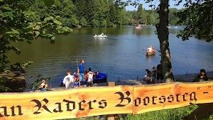 Bootsvermietung am Ebnisee