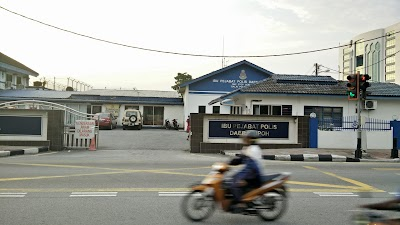 Ipoh District Police Headquarters