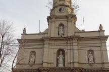 Plaza San Martin, Capilla del Senor, Argentina