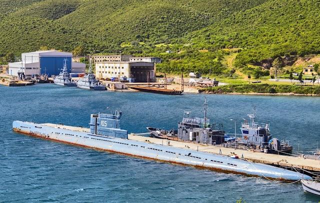 Naval Base Pasha Liman