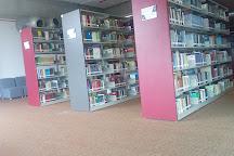 Biblioteca publica Juan Jose Arreola, Zapopan, Mexico