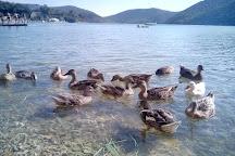 Lake Abrau, Novorossiysk, Russia