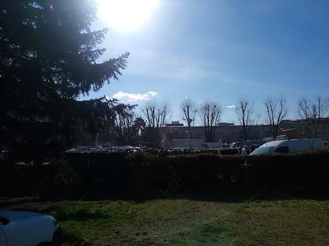 Marché Dimanche Clermont Ferrand