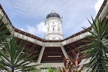 Sultan Abu Bakar State Mosque, Johor Bahru, Malaysia