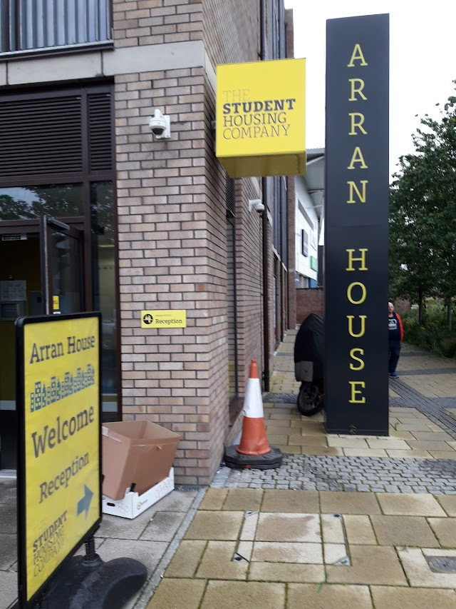 Arran House - Campus Residence
