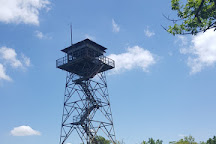 Rich Mountain Firetower, Mena, United States