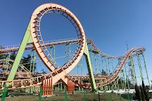 Mtatsminda Amusement Park, Tbilisi, Georgia