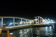 Rambla del Mar, Barcelona, Spain