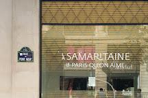 La Samaritaine, Paris, France