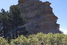 Monument Rock Trail, Monument, United States