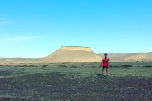 Cerro Pan de Azucar, Caleta Olivia, Argentina