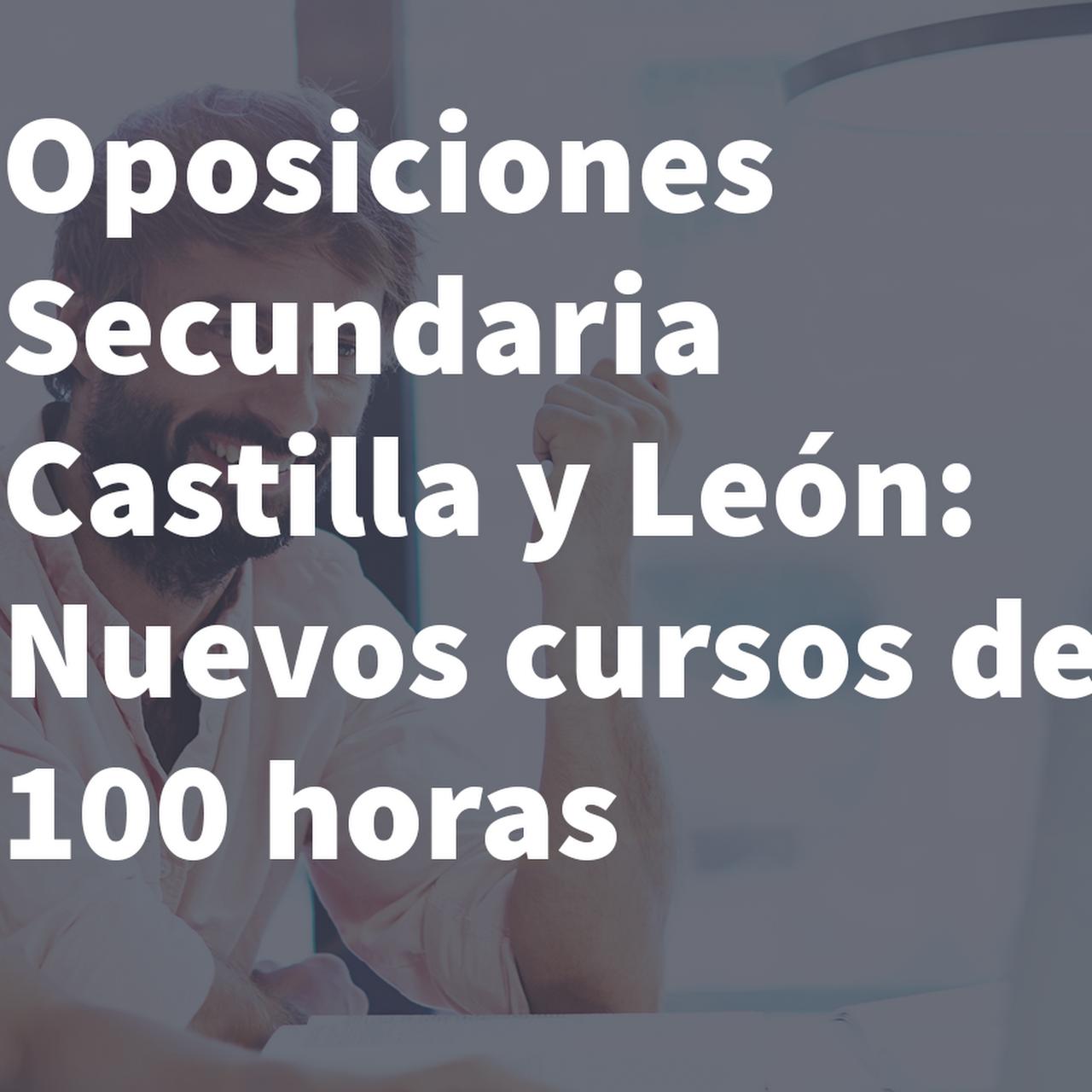 Opositer Cursos Homologados Para Oposiciones Centro De Formacion En Valencia